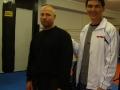 Dominik Klose und Don Wilson