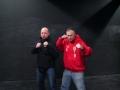 Dominik Klose und Jim Wagner